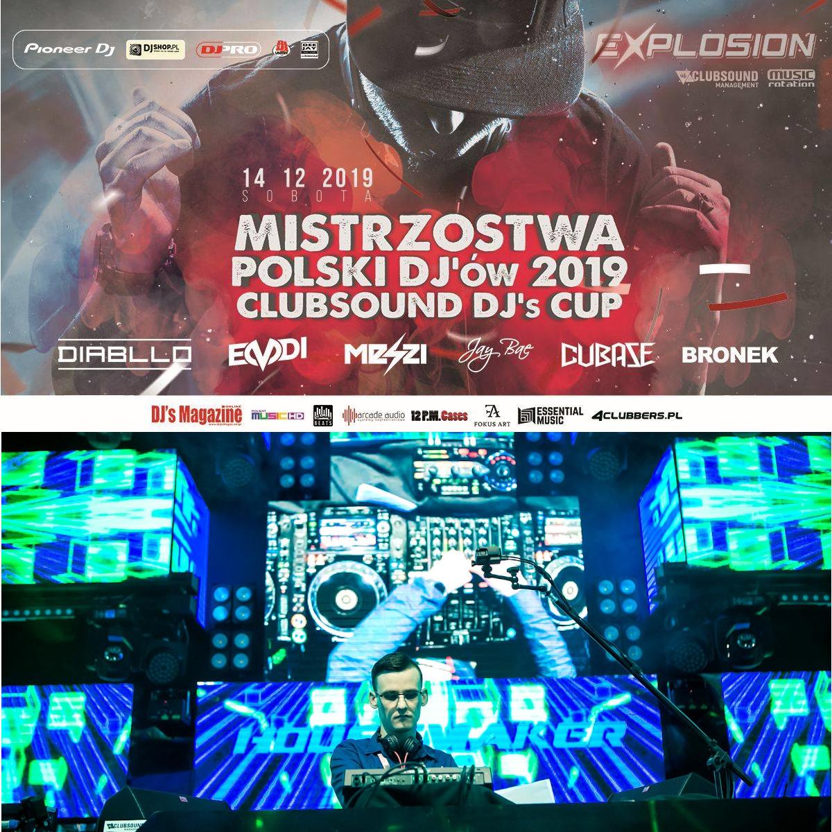 Mistrzostwa Polski Dj'ów 2019